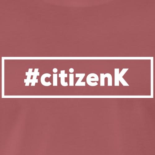Keepler Citizen - Camiseta premium hombre