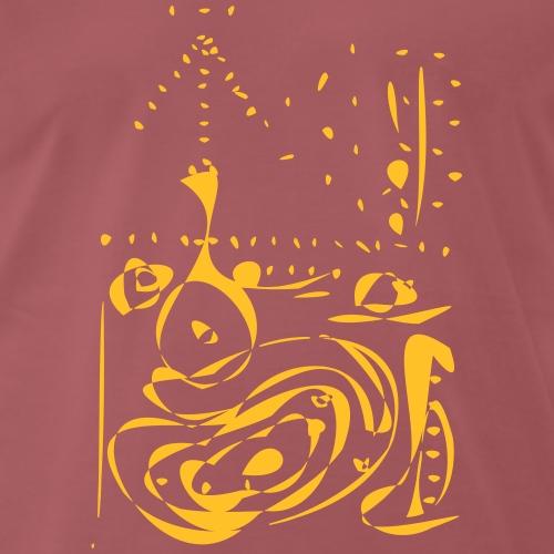 PowerLines 1b - Männer Premium T-Shirt
