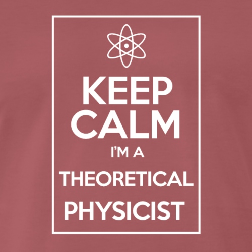 Theoretical Physicist - Camiseta premium hombre