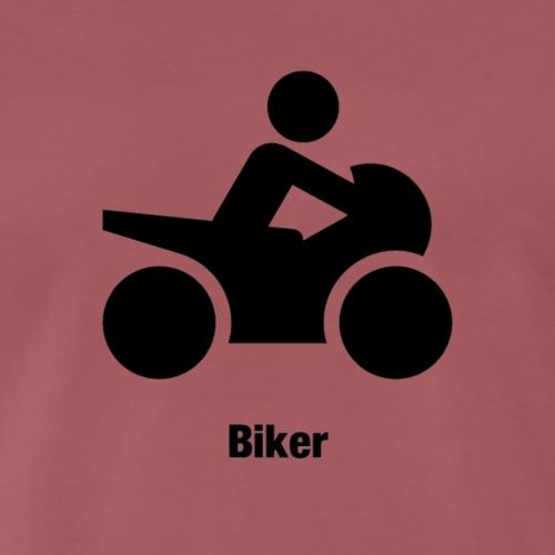 Biker - Männer Premium T-Shirt