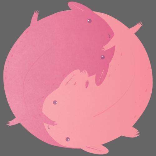 Jumelles Axolotl