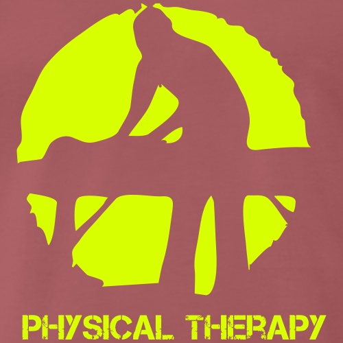 Physical Therapie / Physiotherapie - Männer Premium T-Shirt