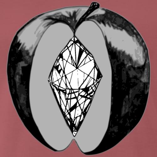 Diamond Apple - Men's Premium T-Shirt