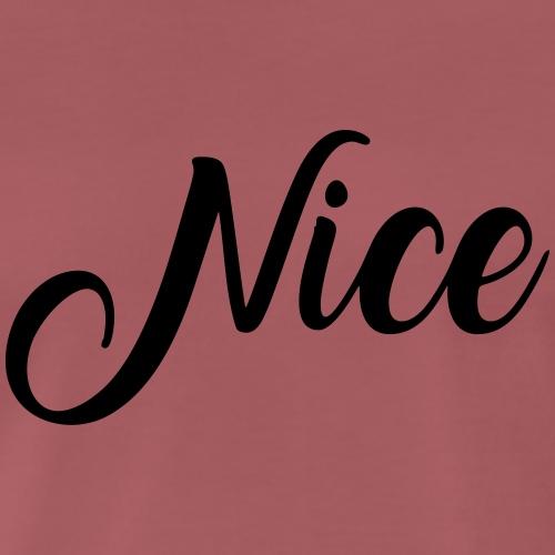 Nice - T-shirt Premium Homme