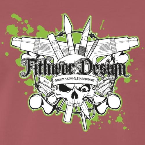 FithworDesign - Skull