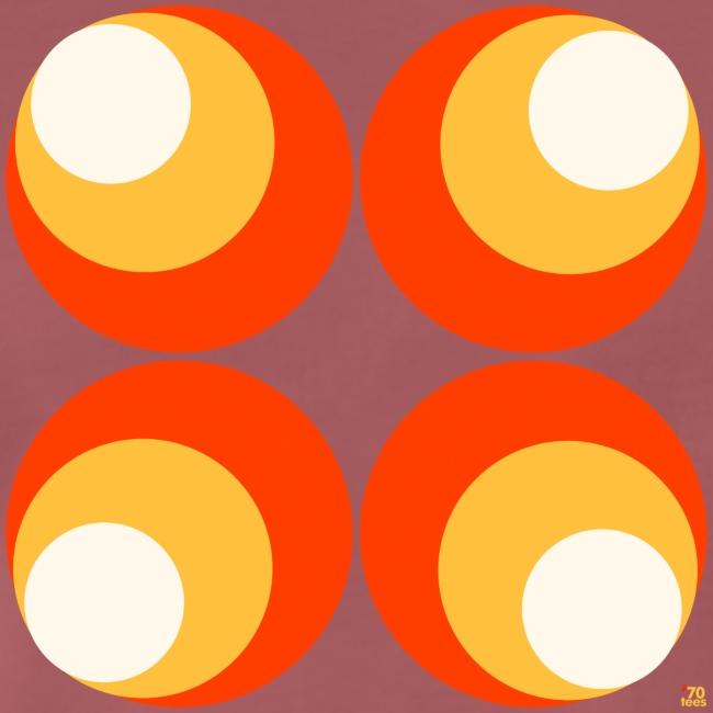 70er Jahre Tapeten Muster