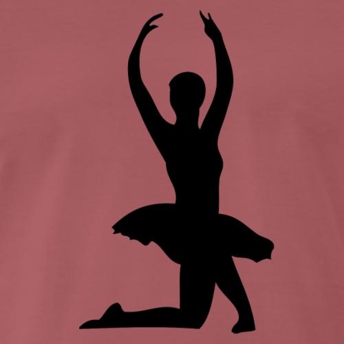 Danse-tutu - T-shirt Premium Homme