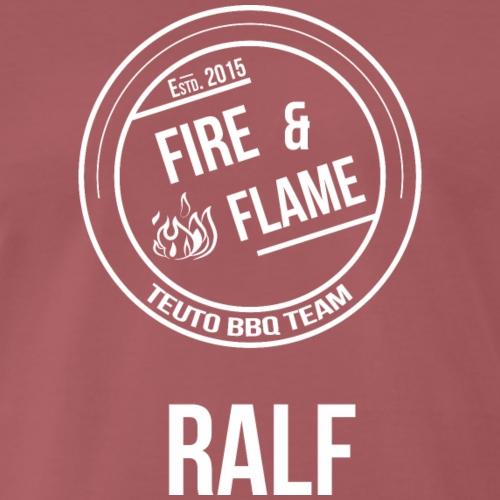 ralf weiss - Männer Premium T-Shirt