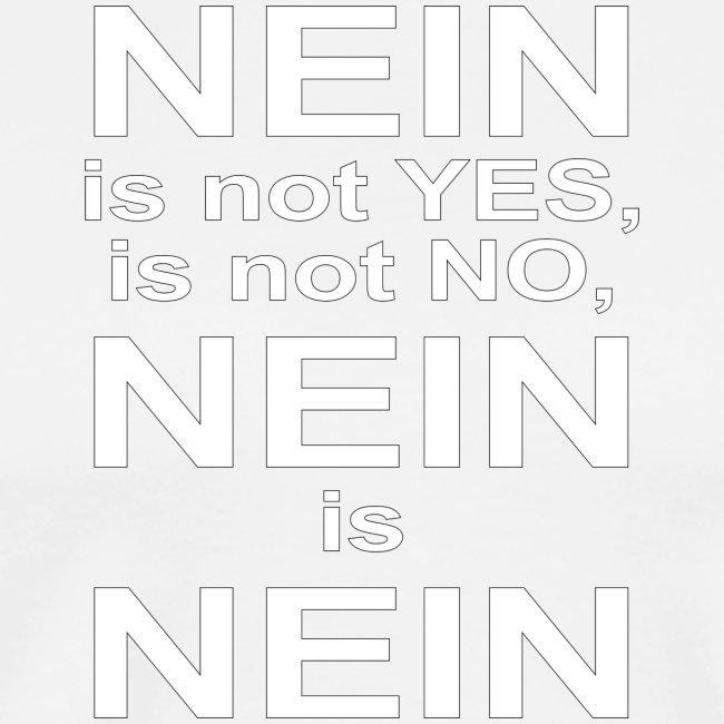 NEIN!