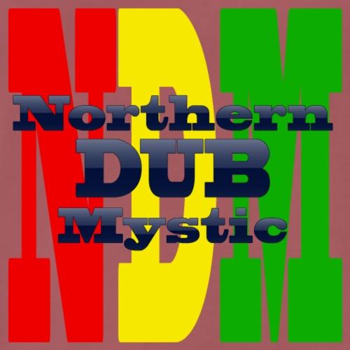 Hoodie Northern Dub Mystic - Men's Premium T-Shirt