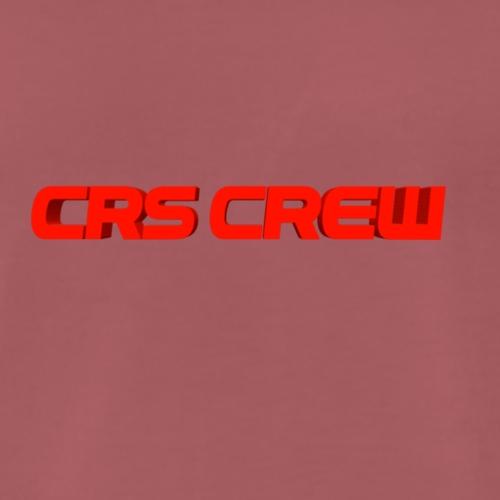 CRS CREW - T-shirt Premium Homme