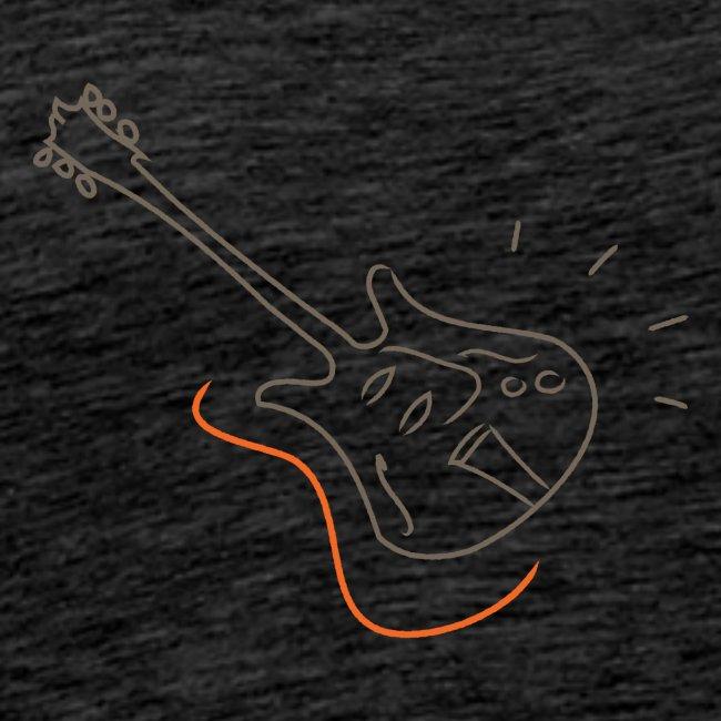 Guitar - Jazz Life Collection