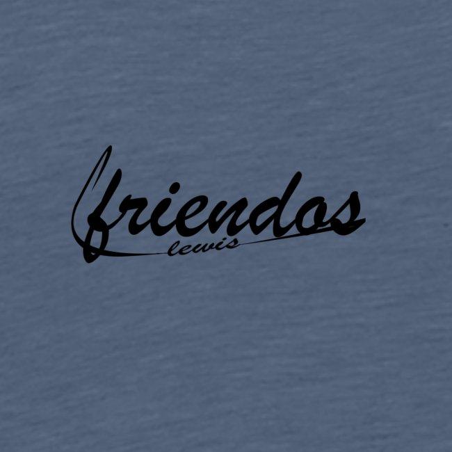 Friendos Lewis Shirt vrouwen