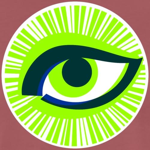 Auge - Männer Premium T-Shirt