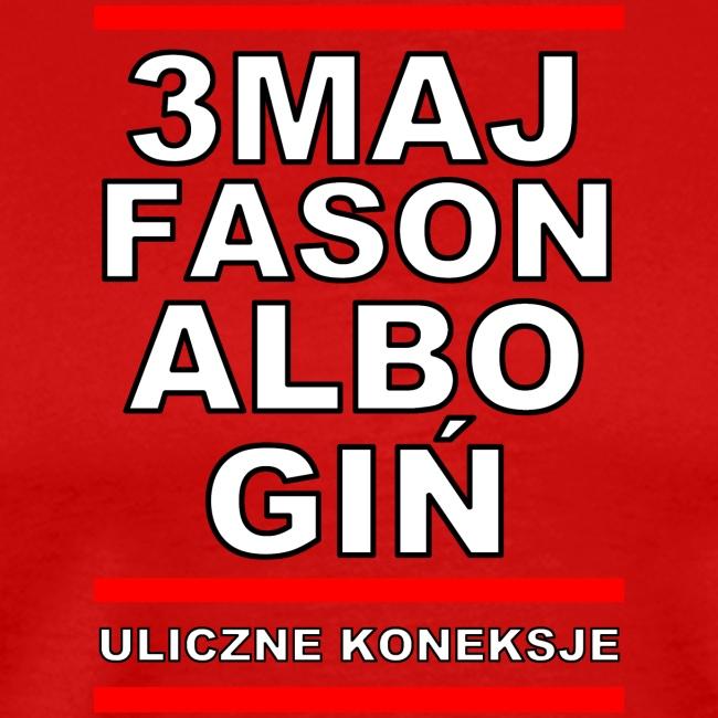 Koszulka Damska Premium 3MajFason