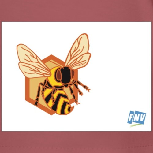 Bee United FNV - Mannen Premium T-shirt