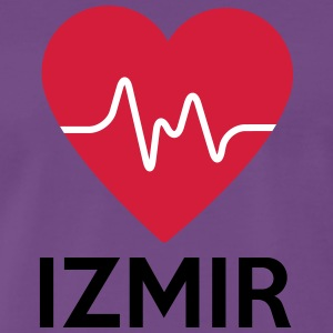heart Izmir - Men's Premium T-Shirt