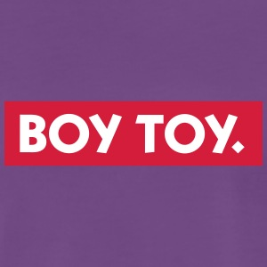 Boy Toy - Herre premium T-shirt