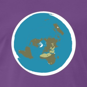 map - Men's Premium T-Shirt