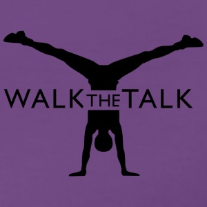 Walk the Talk Merchandise - Mannen Premium T-shirt