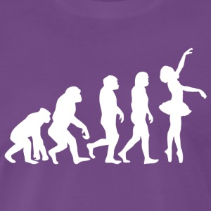 ++ ++ BALLET EVOLUTION - Premium-T-shirt herr