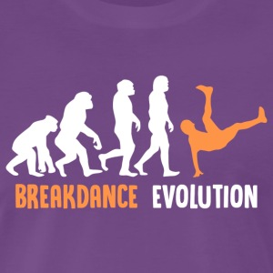 ++Breakdance Evolution++ - Männer Premium T-Shirt