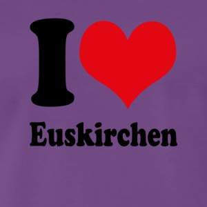 I love Euskirchen - Men's Premium T-Shirt