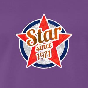 Gift for Stars born in 1971 - Men's Premium T-Shirt