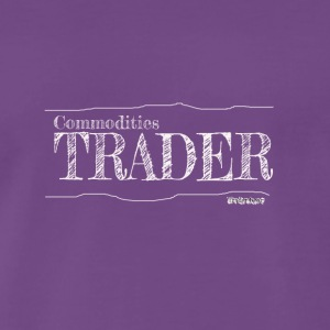 Commodities Trader - Männer Premium T-Shirt