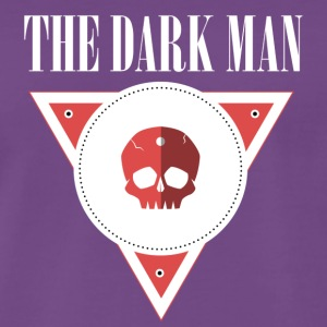 dark man - Men's Premium T-Shirt