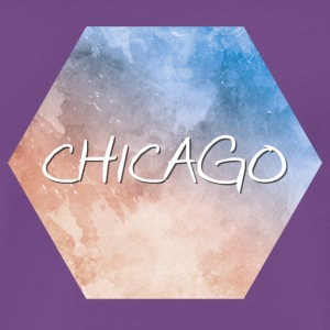 Chicago - Premium-T-shirt herr