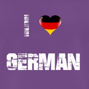Germany1 - Mannen Premium T-shirt
