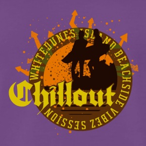 chillant 01 - Premium-T-shirt herr