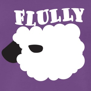 Sau / farm: Flully - Premium T-skjorte for menn