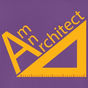 Architekt / Architektur: Am An Architect - Männer Premium T-Shirt
