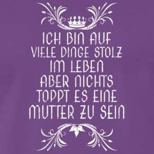 Mutter - Männer Premium T-Shirt