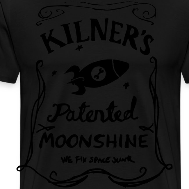 Kilner's Patented Moonshine (Black)