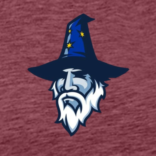 Magicien Bleu - T-shirt Premium Homme