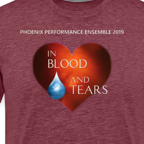 Phoenix 2019: in Blood and Tears   Saison-T-Shirt