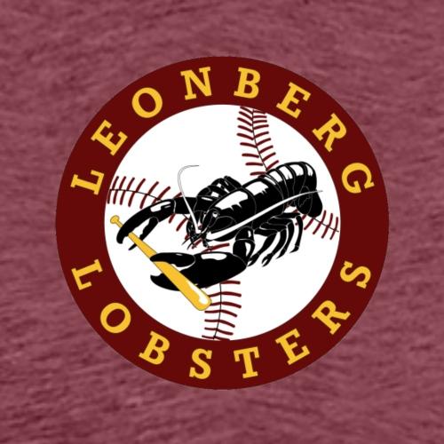 Leonberg Lobsters Logo - Männer Premium T-Shirt