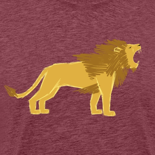 Roaring Lion - Men's Premium T-Shirt