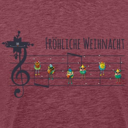 Fröhliche Weihnacht - Männer Premium T-Shirt