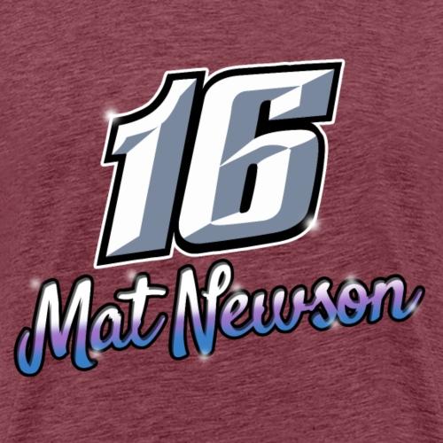 16 Mat Newson Brisca 2019 front - Men's Premium T-Shirt