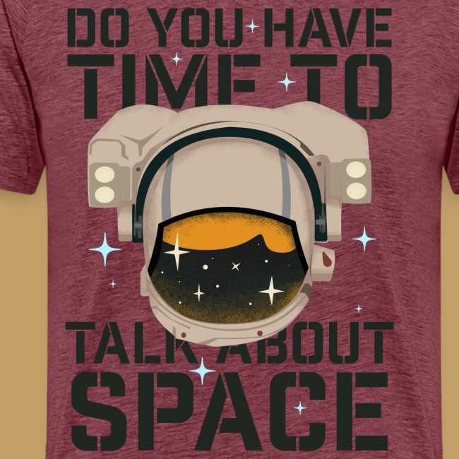 Time for Space