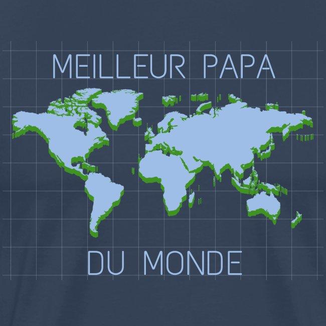Meilleur papa du monde, idée cadeau papa