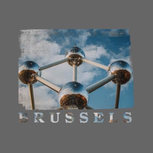 Brussels   Atomium - Mannen Premium T-shirt