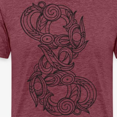 Maori Manaia - Männer Premium T-Shirt