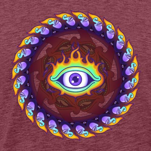 Third Eye R - Men's Premium T-Shirt