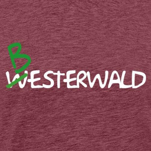 Bester Wald - Männer Premium T-Shirt