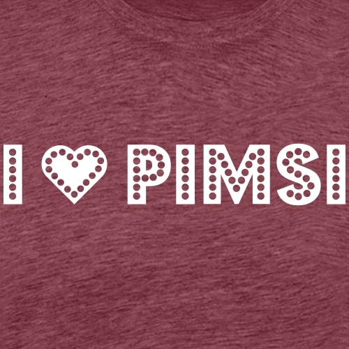 Pimsi 4 | White - Männer Premium T-Shirt